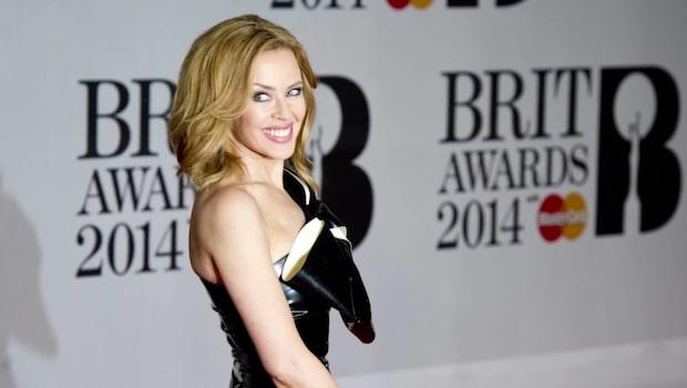 Världsstjärnan Kylie Minogue byter namn