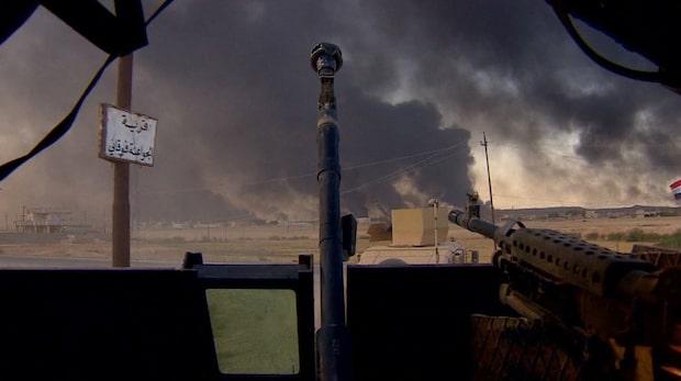 FN: IS har dödat 232 människor runt Mosul