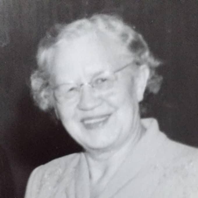 Mormor var populär bland elever och föräldrar i Trelleborg. Foto: Privat