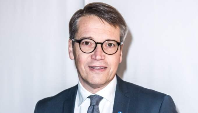 Göran Hägglund kommer framöver att arbeta som PR-konsult inom medicin och folkhälsa för företaget Narva. Foto: All over press/Pelle T Nilsson
