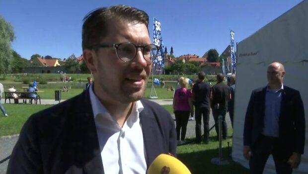 """Jimmie Åkesson: """"Maffialiknande strukturer"""""""