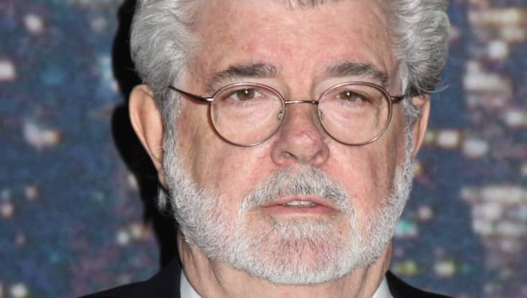 Enligt George Lucas var Disney inte det minsta intresserade av hans idéer kring den nya Star Wars-filmen. Foto: Gregory Pace/Bei/Rex