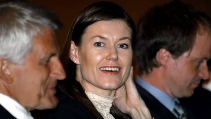 """Jenny Lindén Urnes har kallats för """"landets kanske skyggaste miljardär"""". Foto: Anders Malmberg"""