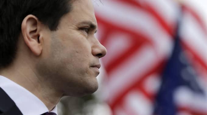 Marco Rubio. Foto: Mark Humphrey