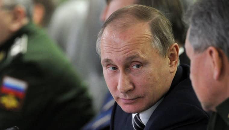 Svenska delen av den ryska statskontrollerade sajten Sputnik News har stängts ner. Foto: Mikhail Klimentyev/AP/TT