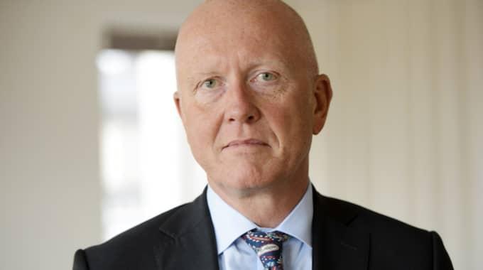 Peter Jeppsson, vice vd Svenskt Näringsliv. Foto: Henrik Montgomery/Tt / TT NYHETSBYRÅN