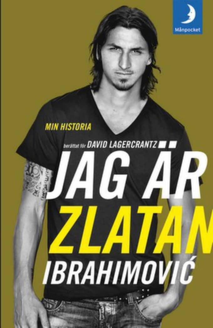 """Förklarar sig. I boken """"Jag är Zlatan"""" förklarar superstjärnan själv hur det gick till när han köpte den rosa patriciervillan på Ribersborg i Malmö."""