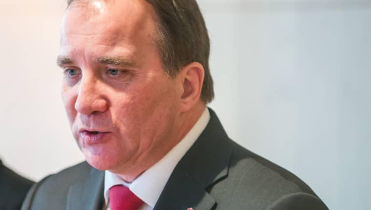 Om det vore mitt uppdrag att tycka synd om politiker skulle jag utbrista: Stackars Stefan Löfven!, skriver K-G Bergström. Foto: Pelle T Nilsson