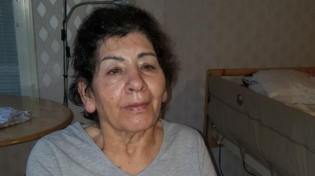 Dödssjuka Massoudi ska utvisas