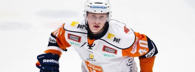 Dennis Rasmussen. Foto: Andreas L Eriksson
