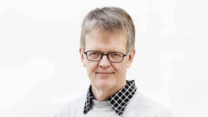 Historikern och författaren Gunnar Wetterberg Foto: Cornelia Nordström