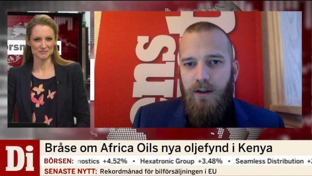 Africa Oli har gjort nya oljefynd i Kenya
