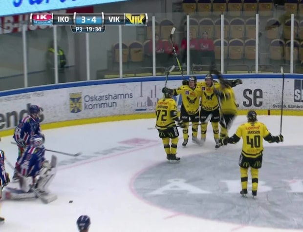 Highlights: Oskarshamn-Västerås