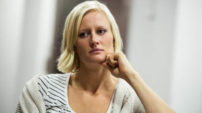 Carolina Klüft. Foto: Mikael Sjöberg