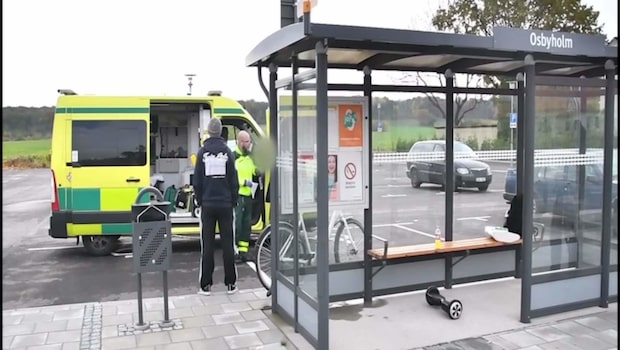 Chaufför attackerad av kvinna på buss