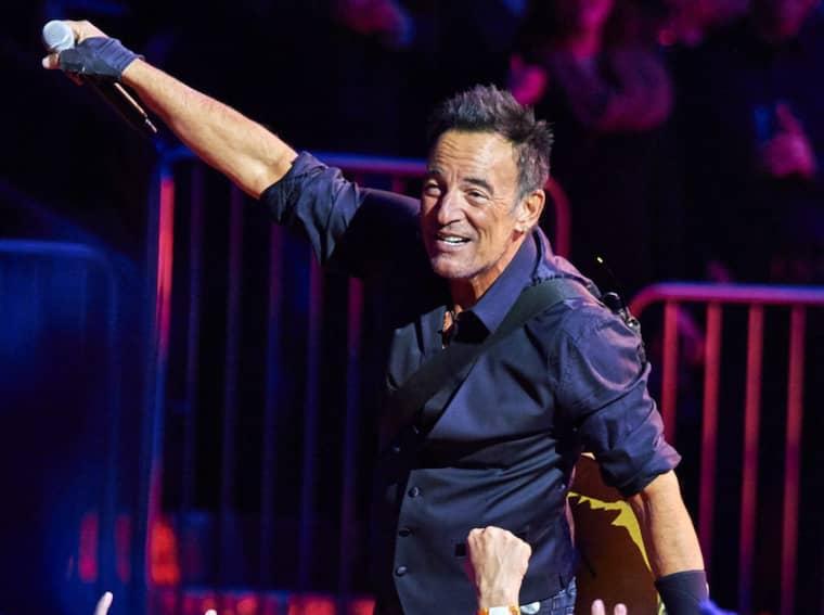 Bruce Springsteen gör en till konsert i Sverige. Foto: Robert Altman