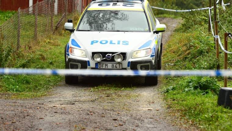 En av pojkarna fördes till Akademiska sjukhuset i Uppsala där han senare avled. Bilden är tagen vid ett annat tillfälle. Foto: Jens L'Estrade