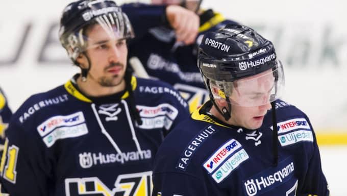 Chris Campoli och Erik Christensen Foto: Stefan Persson / BILDBYRÅN