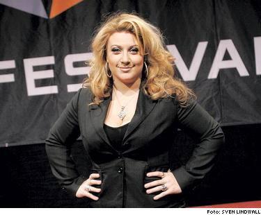 Sarah Dawn: Melodifestivalen