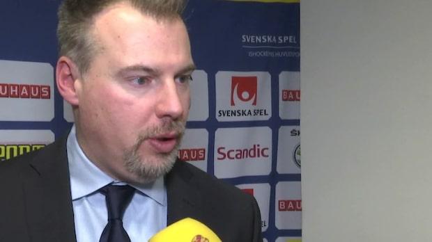 """Grönborg: """"Har en mycket bra balans i laget"""""""