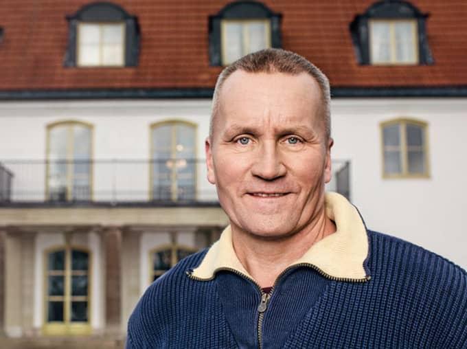 """Lennart Matikainen kallade ensamkommande flyktingbarn för """"skäggbarn"""" i en stängd Facebookgrupp."""