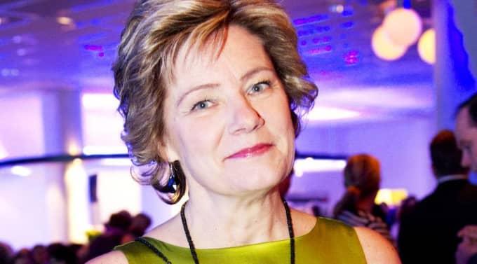 SÖKER BEVIS. Skribenterna vill att Maria Larsson, KD, ska visa att hon menar allvar med löftet om att ompröva politiken när den inte fungerar. Foto: Olle Sporrong