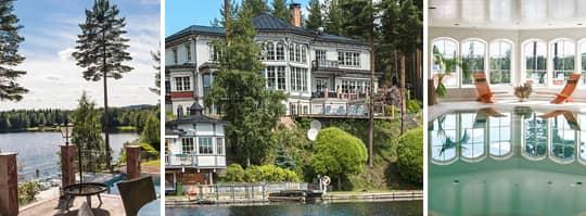 Lyxhuset du måste se u2013 19 miljoner i Dalarna Leva& bo