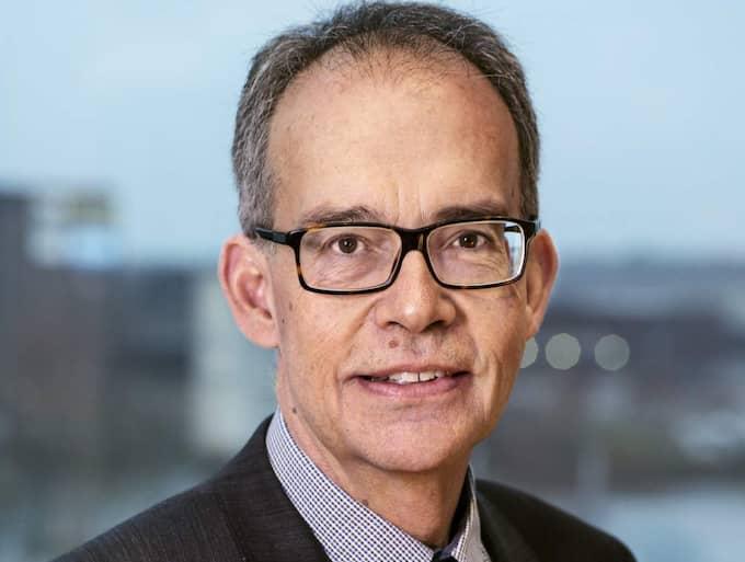 Lars Herder, regionchef i Stockholm. Foto: Jeanette Andersson