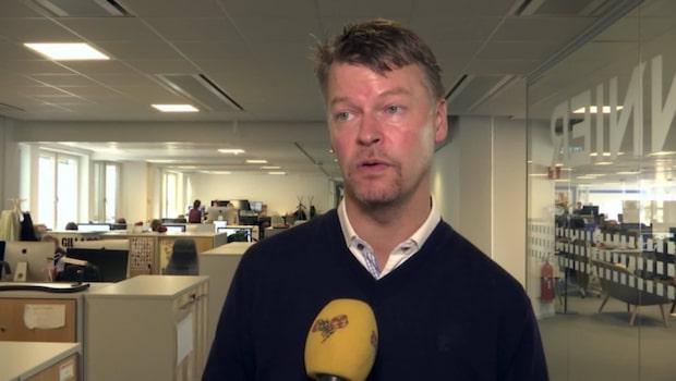 """Pettersson: """"Har varit en del problem med Sundhage"""""""