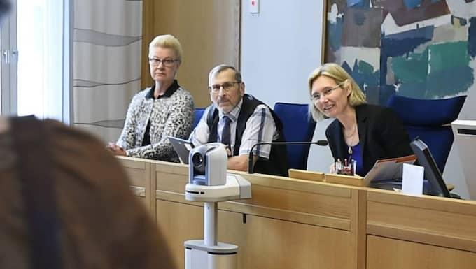 Ortwin Lobbes sitter sedan 2012 som nämdeman i Malmö tingsrätt. Foto: Christian Örnberg