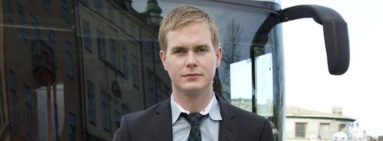 HAR FRAMTIDSTRO. Se inte på Sverigedemokraternas väljare som en förlorad grupp - det går att vinna över dem till ett humanistiskt parti, skriver Miljöpartiets språkrör Gustav Fridolin. Foto: Sven Lindwall