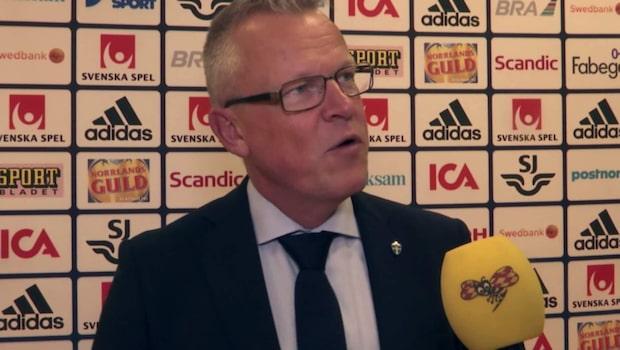 """Andersson: """"Ville gärna haft med Elm"""""""