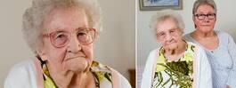 Gudrun, 93, utsatt för pengabluff på boendet