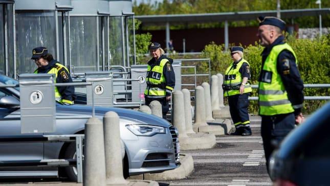 Facebook fnask narkotika i Malmö