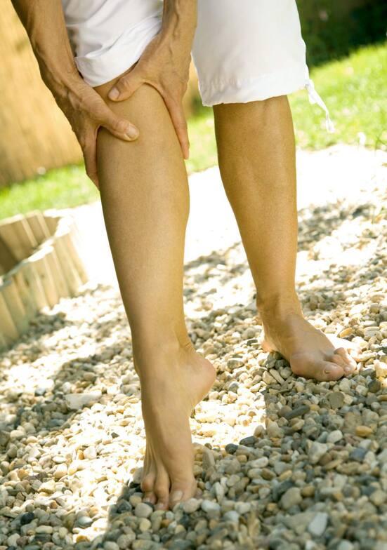 kramper i benen