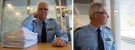 Polischefen: