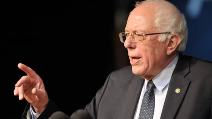 Bernie Sanders Foto: Phil Mcauliffe