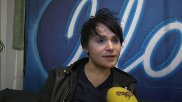 """Idol-Charlie om sin mamma: """"Hon har ställt in sig på att komma imorgon"""""""