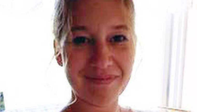 Tina Nyman. Foto: Privat.