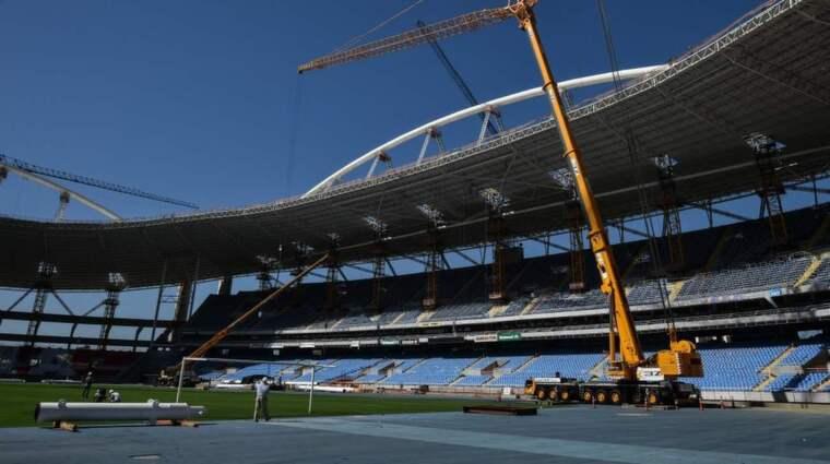 OS-arenan i Rio.