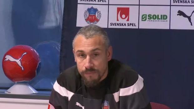 """Larsson: """"Är lite gladare - men är fortfarande besviken"""""""