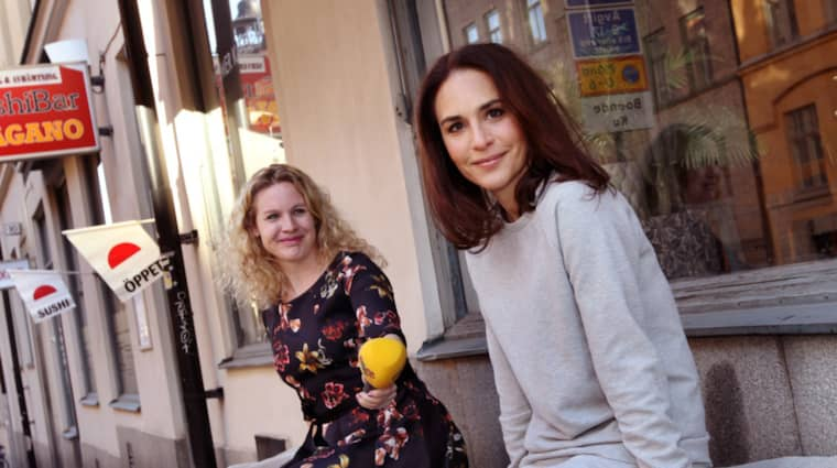Karin Sörbring möter Alexandra Rapaport i en lång intervju. Foto: Cornelia Nordström