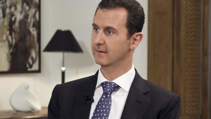 Mannen ska ha anslutit sig till Fria syriska armén som bekämpar diktatorn Bashar al-Assad. Foto: EPA/TT