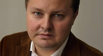 Chefredaktör Thomas Mattsson chattade på Expressen.se. Foto: Anna Hållams