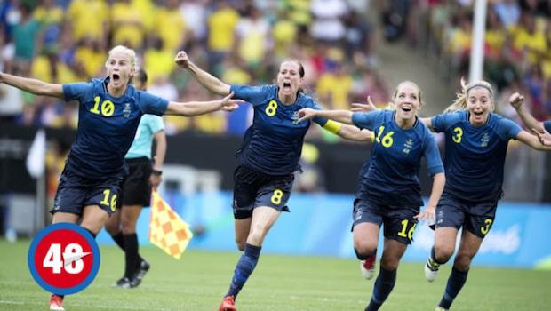Sverige till historisk OS-final och handbollsdamerna hånas i Norge