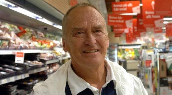 Hans Mosesson är upprörd efter köttskandalen på Ica. Foto: Leif Gustafsson