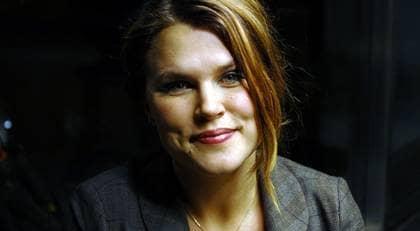 """Mia Skäringer äe en av de som ska vara med i TV4:s nya satsning """"Solsidan"""". Foto: Anna Hållams"""