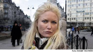 """TITTARNA RASAR. Olinda Borggren har med pakter och intriger i """"Paradise Hotel"""" blivit impopulär hos många tv-tittare."""