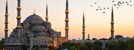 Ingen reseavrådan för Istanbul längre