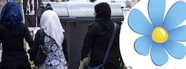 Sverigedemokrater vill förbjuda slöjor